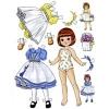 Вырезные куклы