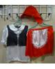 Новогодний костюм Красной Шапочки Р725