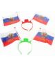 Ободок флаг России, свет. 314657