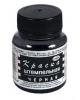 Штемпельная краска 70мл черная Гамма  310015