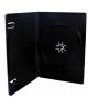 Бокс DVD box black 14мм 1/100
