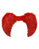 Нов. крылья Ангела красные 60*39см.13179-3