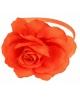 Ободок д/волос Шик цветочный, роза 1/12 556031