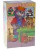 Кубики Забавные животные 00577 624365