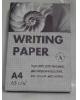 Бумага А4 200л 65-70гр. 92% бел.'Writing' Сиббланк