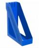 Лоток вертик литой Базис синий 100мм лт390 Стамм