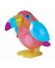Заводная игрушка Z-WIND UPS 9040402 Тукан тикки
