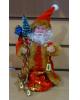 Дед Мороз с колокольчиком 20см. (англ. мелодия ) р
