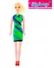 кукла в платье  в пак 26см. микс 409855