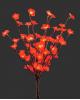 Акция Букет Гранатовый цвет 50см 60 красных ламп 482244
