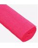 Бумага крепиров.50*250 Ярко-розовая КБ0010