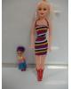 Кукла Каролина с малышкой впак 664802