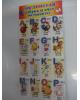 Плакат Азбука и счет английская на магнитах  727275