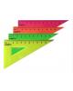 Треугольник 30* длина 10см. 4цв