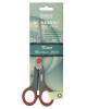 Ножницы 17,5см WEAVE пластиковые ручки ISC801