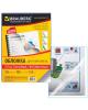 Обложки д/переплета BRAUBERG комплект 100шт А4 пластик  150г/прозрачн-530825