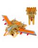 Робот трансформер Самолет микс 755923