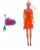 Кукла  с пылесосом 733355