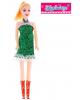 Кукла Миранда-2 в платье микс 664517