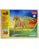 Конструктор 3D деревянный Лошадь 255757