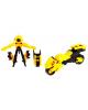 Трансформер -робот 'Мотобот' цвета микс  733400
