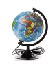 Глобус Земли д-р 210 политический с подсветкой