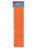 Цв.декоративная калька 50*70см.Оранжевый 'АппликА' С1904-03