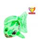 Игрушка надувная 'Рыбка' 22см. звук цвета микс 679188