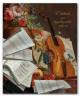 Дневник муз. школы 24л.Скрипка и  Ноты 32435
