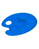 Палитра овальная голубая ПА10 Стамм