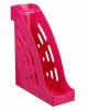 Лоток вертик литой Торнадо розовый 95мм ЛТ437 Стамм