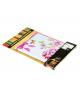 Обложка для автодокументов 'Цветы' 841301