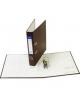 Папка-регистратор 75мм 'Classic' разборный кофейный, карман 251691 Expert