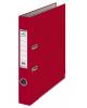 Папка-регистратор 70мм А4 Durable картон цветной мрамор бордо 3410-31