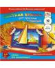 Цв.бумага д/оригами 200*200 18л Кораблик