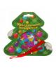 Праздничное конфети 'Новогодняя елочка' елочки цветные 14гр. 1113985