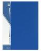 Папка 40ф синяя NP0155-40 in формат 1/30 (Россия)
