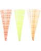 Полоски для квиллинга (25 полосок) 'Цветочки' МИКС 1*24см 1123080