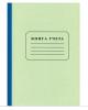 Книга учета 96л линия картон блок газетный CL-98-326