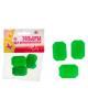 набор бусин  'Шик  ' цвет  зеленый  17гр.830623