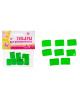набор бусин  'Грани ' цвет  зеленый  9гр. 830645