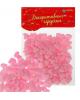 Сердечки декоративные (набор 200 шт) цвет розовый  1195940
