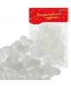 Сердечки декоративные (набор 50 шт) цвет белый   1195951