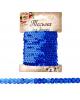 Нить из пайеток голография 'синяя  'намотка 2,5м 908086