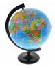 Глобус Земли д-р 210 политический рельефный ГЗ-210пр
