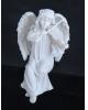 Сувенир полистоун Ангел-хранитель с музыкальным инструментом микс 161960
