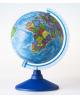 Глобус Земли д-р 150 политический  классик 1072898