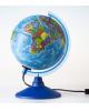 Глобус Земли д-р 150 политический с подсветкой классик 1072899