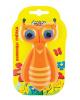 Ножницы 10 см детские Каляка-Маляка Пчелка с чехлом  НЧКМ-П