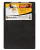 Доска-планшет Brauberg с верхним прижимом А5, 15,8*23см, картон/ПВХ, черная, 232224